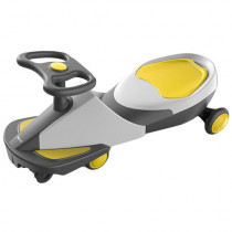 700KIDS Baby's Balance Scooter Yellow